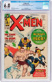 X-Men #3 (Marvel, 1964) CGC FN 6.0 Off-white to white pages