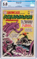 Showcase #30 Aquaman (DC, 1961) CGC VG/FN 5.0 Off-white to white pages