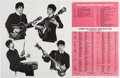 Music Memorabilia:Memorabilia, Beatles - Revell Models Promotional Merchandising Brochure for Model Kits (1964). ...