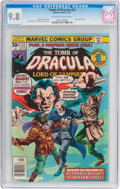 Bronze Age (1970-1979):Horror, Tomb of Dracula #53 (Marvel, 1977) CGC NM/MT 9.8 Off-white to whitepages....