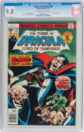 Bronze Age (1970-1979):Horror, Tomb of Dracula #58 (Marvel, 1977) CGC NM/MT 9.8 Off-white to whitepages....