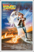"Movie Posters:Science Fiction, Back to the Future (Universal, 1985). One Sheet (27"" X 41"") DrewStruzan Artwork. Science Fiction.. ..."