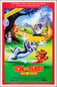 """Tom and Jerry: The Movie & Other Lot (Miramax, 1992). One Sheets (3) (27"""" X 40"""" & 27"""" X 4..."""