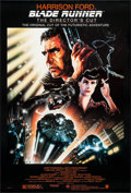 "Movie Posters:Science Fiction, Blade Runner (Warner Brothers, R-1992). Director's Cut One Sheet(27"" X 40.5"") DS, John Alvin Artwork. Science Fiction.. ..."