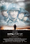 "Movie Posters:War, Saving Private Ryan (Paramount, 1998). Rolled, Very Fine+. One Sheet (27"" X 40"") SS. War.. ..."