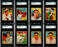Baseball Cards:Lots, 1934-36 Diamond Stars Baseball SGC Graded Collection (13). ... (Total: 13 items)