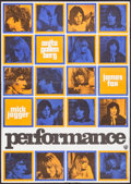 "Movie Posters:Drama, Performance (Warner Brothers, 1970). Dutch Poster (16.5"" X 23.5"").Drama.. ..."