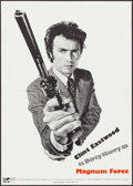 """Movie Posters:Action, Magnum Force (Warner Brothers, 1973). Promotional Poster (20"""" X 28""""). Action.. ..."""