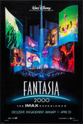 """Movie Posters:Animation, Fantasia 2000 & Other Lot (Buena Vista, 1999). One Sheets (2)(27"""" X 40"""") DS. Animation.. ... (Total: 2 Items)"""