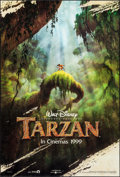 """Movie Posters:Animation, Tarzan (Buena Vista, 1999). One Sheets (3) (27"""" X 40"""") DS, 3 Styles. Animation.. ... (Total: 3 Items)"""