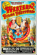 "Movie Posters:Western, Western Film Festival (AMC Theaters, 1998 & Cinemark Theatres,1999-2000). Autographed Special Posters (27"" X 40"") SS..."