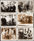 "Movie Posters:Serial, Junior G-Men (Film Classics, R-1948). Photos (11) (Approximately 8""X 10""). Serial.. ... (Total: 11 Items)"
