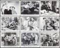 "Movie Posters:Drama, A Lion Is in the Streets (Warner Brothers, 1953). Photos (25) (8"" X10""). Drama.. ... (Total: 25 Items)"