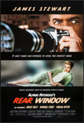 """Movie Posters:Hitchcock, Rear Window (Universal, R-2000). One Sheet (27"""" X 40"""") DS.Hitchcock.. ..."""