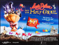 """Movie Posters:Comedy, Monty Python and the Holy Grail (Sony, R-2014). 40th AnniversaryBritish Quad (30"""" X 40"""") SS. Comedy.. ..."""