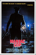"Movie Posters:Thriller, Maniac Cop & Others Lot (Glickenhaus Films, 1987). One Sheets(4) (27"" X 40"", 41"") & Posters (2) (23.25"" X 34.75"" & 26"" X39... (Total: 6 Items)"