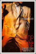 "Movie Posters:Rock and Roll, Stop Making Sense (Island Alive, 1984). One Sheets (6) (27"" X 40""). Rock and Roll.. ... (Total: 6 Items)"