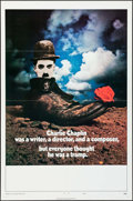 "Movie Posters:Comedy, Charlie Chaplin Festival (Classic Festival Corp., R-1972). OneSheet (27"" X 41"") Style A. Comedy.. ..."