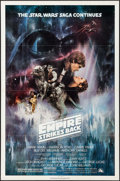 "Movie Posters:Science Fiction, The Empire Strikes Back (20th Century Fox, 1980). One Sheet (27"" X41"") Style A, Roger Kastel Artwork. Science Fiction.. ..."