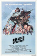 """Movie Posters:Science Fiction, The Empire Strikes Back (20th Century Fox, 1980). One Sheet (27"""" X41"""") Style B, Tom Jung Artwork. Science Fiction.. ..."""