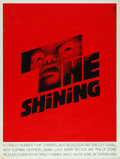 """Movie Posters:Horror, The Shining (Warner Brothers, 1980). Limited Edition Silk Screen Print (20"""" X 26.5"""") Saul Bass Artwork.. ..."""