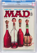 Magazines:Mad, MAD #42 (EC, 1958) CGC NM 9.4 White pages....