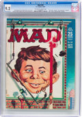 Magazines:Mad, MAD #50 (EC, 1959) CGC NM- 9.2 Off-white to white pages....