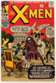 X-Men #2 (Marvel, 1963) Condition: GD