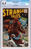 Silver Age (1956-1969):Horror, Strange Tales #77 (Marvel, 1960) CGC FN+ 6.5 Cream to off-whitepages....