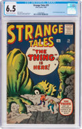 Silver Age (1956-1969):Horror, Strange Tales #79 (Marvel, 1960) CGC FN+ 6.5 Cream to off-whitepages....