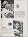 Autographs:Others, 1971 World Series - Pittsburgh Pirates vs. Baltimore Orioles -Multi-Signed Program (7 Signatures).. ...