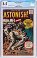 Tales to Astonish #8 (Marvel, 1960) CGC VF+ 8.5 Off-white to white pages