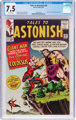 Tales to Astonish #58 (Marvel, 1964) CGC VF- 7.5 Off-white pages