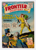 Golden Age (1938-1955):Adventure, Frontier Fighters #1 (DC, 1955) Condition: FN-....