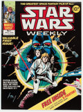 Magazines:Science-Fiction, Star Wars Weekly #1 (Marvel, 1978) Condition: VF+....