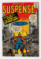 Tales of Suspense #3 (Marvel, 1959) Condition: VG-