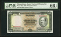 Canadian Currency, Fr. 106a PMG Gem Uncirculated 66 EPQ....