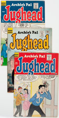 Silver Age (1956-1969):Humor, Archie's Pal Jughead Group of 15 (Archie, 1961-66) Condition: Average VG.... (Total: 15 Comic Books)