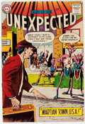 Silver Age (1956-1969):Science Fiction, Tales of the Unexpected #33 (DC, 1959) Condition: VF....