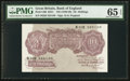 World Currency, Great Britain Bank of England 10 Shillings ND (1940-48) Pick 366.....