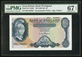 World Currency, Great Britain Bank of England £5 ND (1961-63) Pick 372.. ...