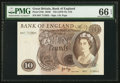 World Currency, Great Britain Bank of England £10 ND (1970-75) Pick 376c.. ...