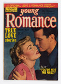 Golden Age (1938-1955):Romance, Young Romance Comics #29 (Prize, 1951) Condition: VG+....