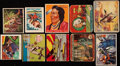 Non-Sport Cards:Lots, 1930's to 1950's Non-Sports Card Collection (150+)....