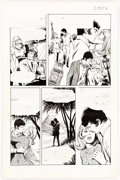 John Rosenberger (attributed) - Unpublished Romance Comic Page 2 Original Art (D Comic Art
