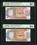 Canadian Currency, Fr. 84l PMG Choice Uncirculated 63....