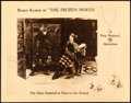 """Movie Posters:Comedy, The Frozen North (First National, 1922). Lobby Card (11"""" X 14"""")....."""