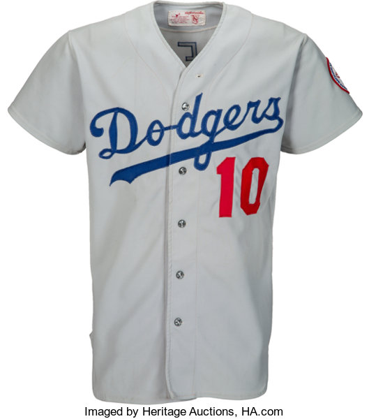 1976 Ron Cey Game Worn Los Angeles Dodgers Jersey b840864eac5