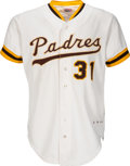 Baseball Collectibles:Uniforms, 1975 Dave Winfield Game Worn San Diego Padres Uniform....