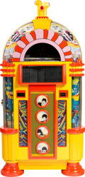 Music Memorabilia:Memorabilia, Beatles Yellow Submarine Limited Edition Jukebox (UK -Rock-Ola, 2000)....